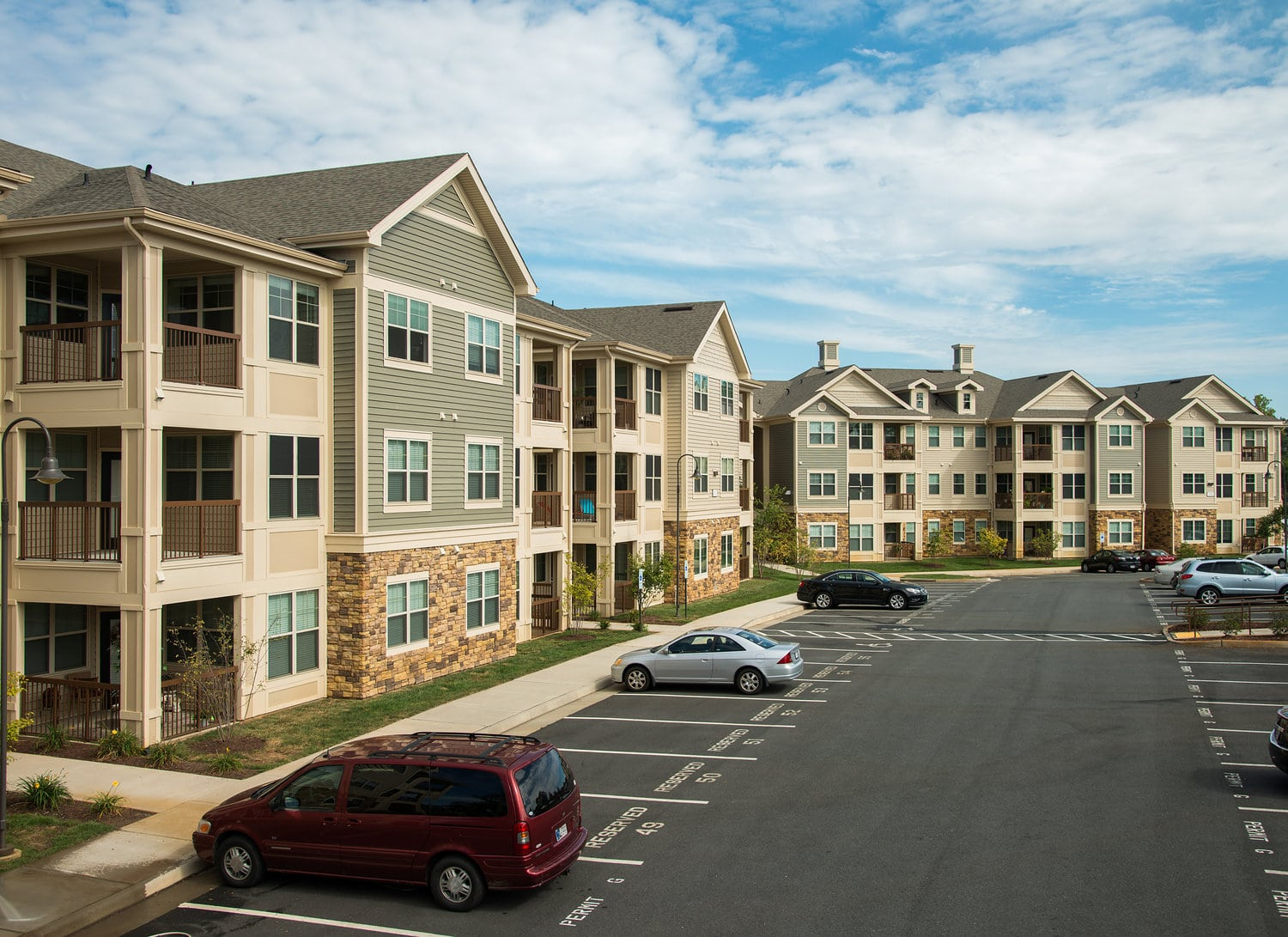 charlottesville va luxury apartments