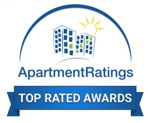 Arden Place Wins 2017 ApartmentRatings Top Rated Award