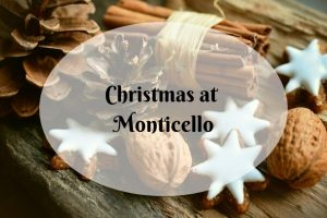 Christmas at Monticello