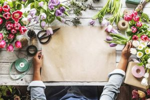 flower arranging classes in charlottesville