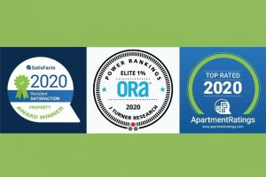 awards won by Arden Place luxury apartments in charlottesville
